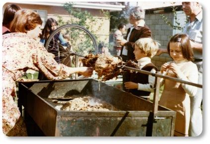 Community feasting